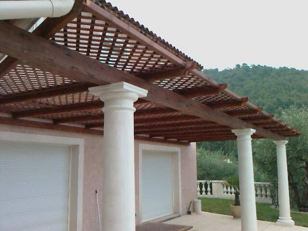 17 how to build a pergola file pargola jpg Construire une pergola