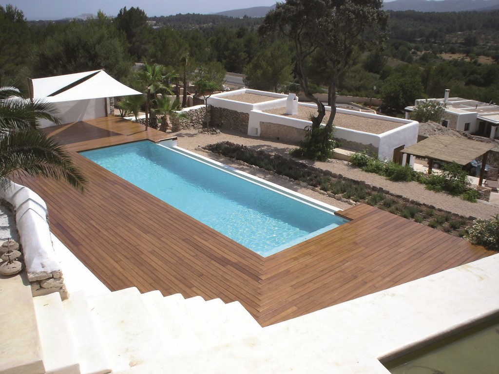 Terrasses piscines lin a design decolin a design deco for Piscine bois montana
