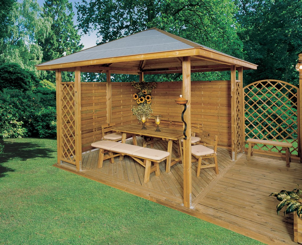 gazebos pergolas lin a design decolin a design deco