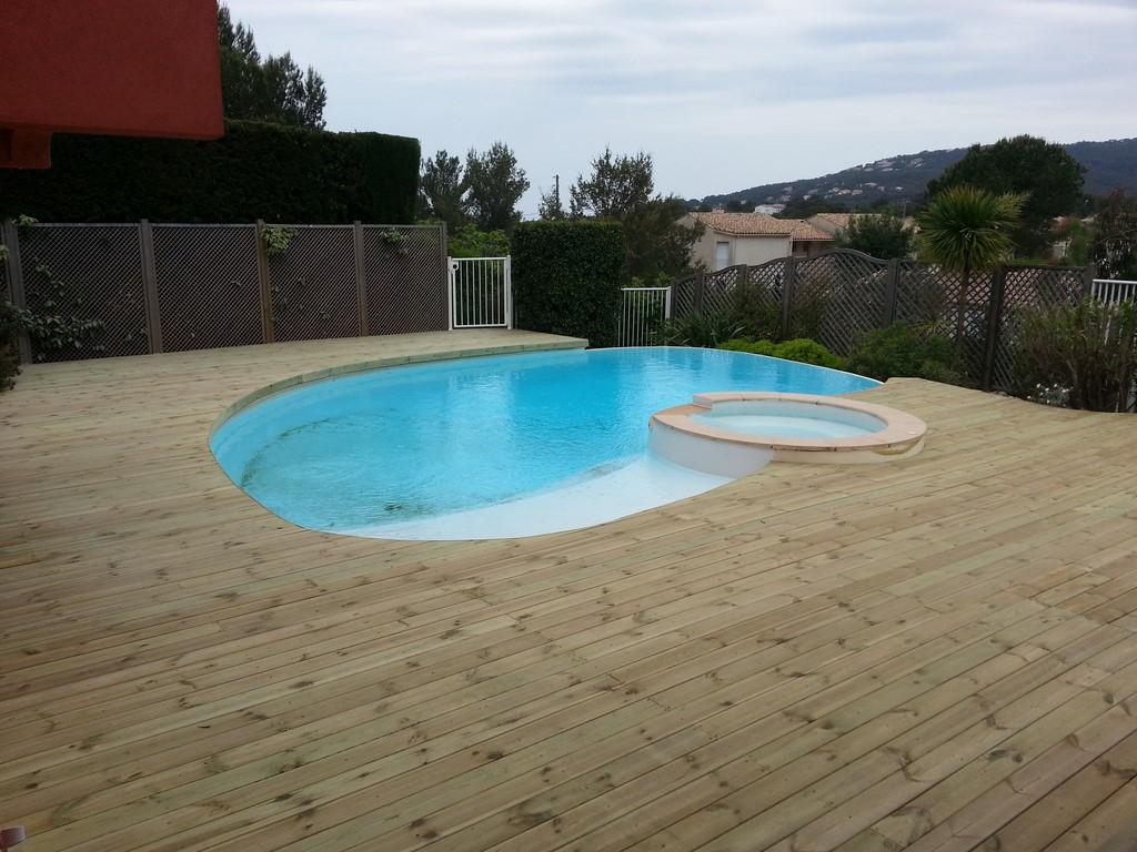 terrasses    piscines